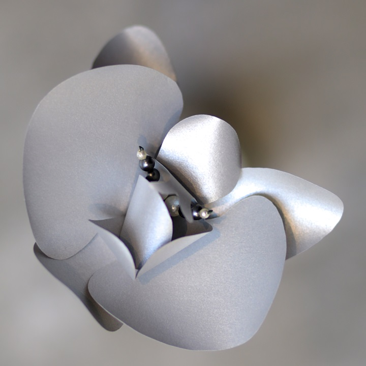 Pearlized Nickel Orchid