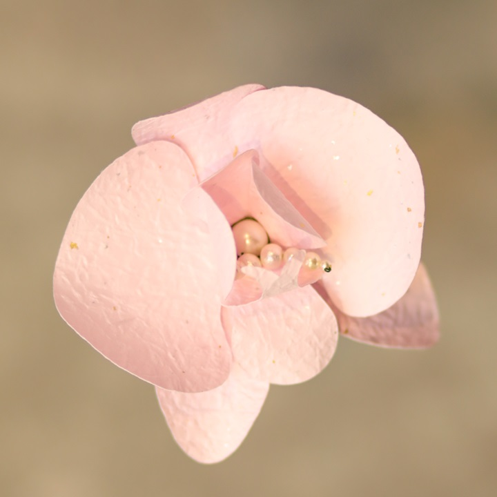 Washi Pastel Pink Orchid
